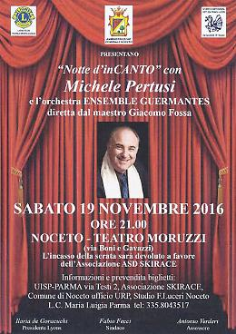 "Noceto (Pr) - ""Notte d'inCANTO"""