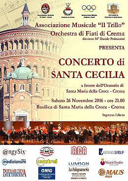 Concerto di Santa Cecilia alla Basilica di Santa Maria della Croce