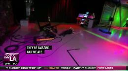 Usa, reporter prova scooter elettrico: clamoroso schianto in diretta