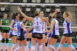 A Stoccarda il quinto set sorride alla Pomì (3-2)