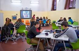 Aula PON: una nuova frontiera dell'insegnamento
