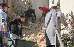 Gli angeli del terremoto,  giovani sempre pronti a partire