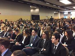 Prime sessioni all'Onu per i giovani ambasciatori cremonesi