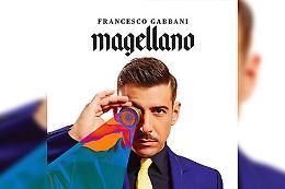 """Il 28 aprile Magellano """"porta"""" l' """"Occidentali's Karma""""di Francesco Gabbani"""