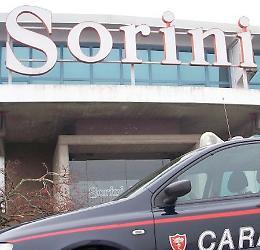 Ladri nello spaccio Sorini. Poi fuga nei campi