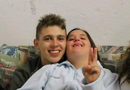"""""""Il volontariato con i disabili ti fa conoscere mondi nuovi e diversi, ma sempre belli"""""""