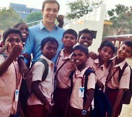 Il libro, Govoni e la 'sua' India: «Un mondo che sa di futuro»
