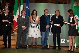 Rosa Camuna: Maroni premia Ceravolo, Cabini e Bresciani