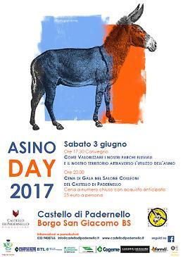 Asino day a Padernello
