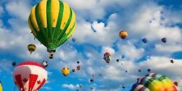 Festival Del Volo. Il cielo di Milano si tinge di mille colori