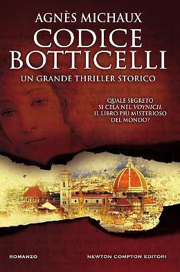 Codice Botticelli di Agnès Michaux