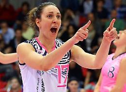 Giulia Rondon è ufficialmente una giocatrice della Pomì