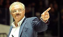 Vanoli, Meo Sacchetti è il nuovo allenatore