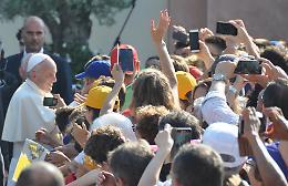 LE IMMAGINI La visita del Papa a Bozzolo