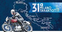 """Dal 2 all'8 luglio la """"Milano-Taranto"""""""
