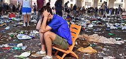 Torino, ferita in piazza San Carlo: cremonese chiede i danni