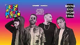 La più grande serata Hip Hop di Milano - Fresh Prince Night Festival