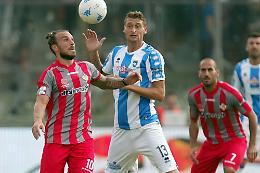 Cremonese-Pescara finisce 0-0. Allo Zini vincono le difese