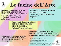"""Le """"Fucine dell'arte di Brescia""""."""