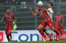 Rigore negato alla Cremonese, allo Zini vince il Palermo (1-2)