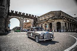 Brescia. Aperte le iscrizioni per l'edizione 2018 della 500 Miglia Touring