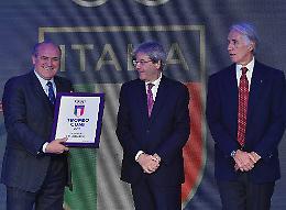 Premio Coni a Perri, Collare d'Oro per Farias
