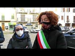 VIDEO La cerimonia a Crema in piazza Istria e Dalmazia