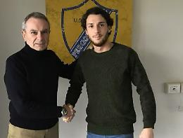 Pergolettese, ingaggiato l'attaccante Stefano Fantinato