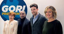 Lista Gori Presidente, 4 cremonesi in campo per il sindaco di Bergamo