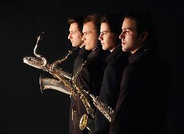 Signum Saxophone Quartet al Ponchielli