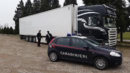 Tentata truffa, arrestato un camionista