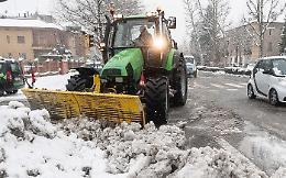 Comune, quasi 200mila euro per il 'piano neve'