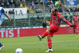 Brescia-Cremonese finisce 1-1