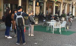 Turismo, è boom.  Duemila visitatori censiti ogni  mese