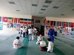 DiVersamente Uguali, attività di judo e bocce
