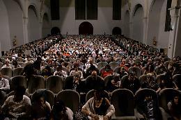 FOTO Concerto Fatf in un teatro pieno di magia