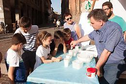 Festa del latte e Notte bianca dei cocktail, un successo