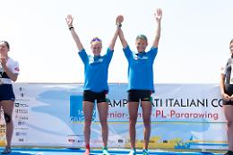 Cinque cremonesi campioni italiani Senior