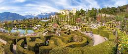 Le particolarità dei Giardini di Castel Trauttmansdorff