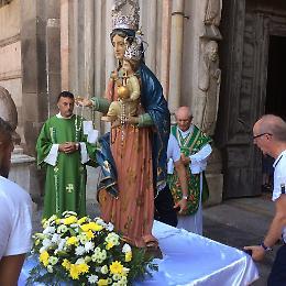 Madonna del Po, la statua in Cattedrale nel ricordo di don Grechi