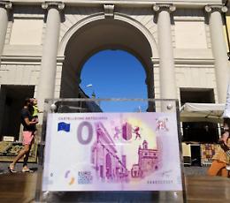 Dalla Francia a caccia della 'banconota'