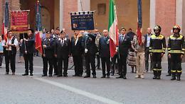 Commemorazione dell'8 settembre in Cortile Federico II