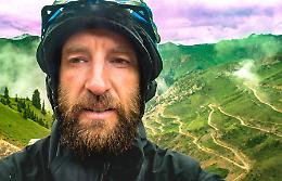 Lanzaretti il cicloviaggiatore estremo