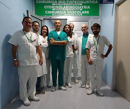 Ospedale, nuova sede per l'UO di Chirurgia Multispecialistica
