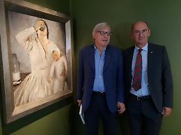 Il Regime dell'Arte, la mostra presentata alla stampa