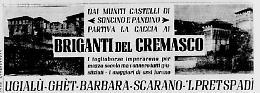 Caccia ai tagliaborse nel cremasco tra il 18° e il 19° secolo