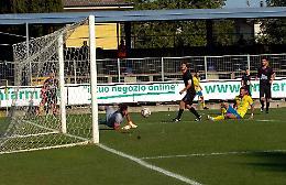Pergolettese, Franchi 'marchia' il successo sull'Adrense (1-0)
