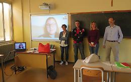 Con Skype le lezioni si seguono dal divano