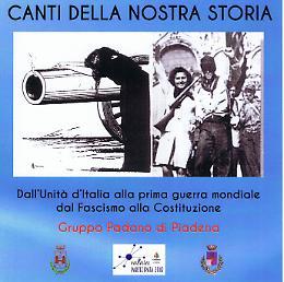 Il nuovo cd del Gruppo Padano