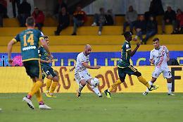 Cremonese ko 2-1 a Benevento, prima sconfitta in campionato